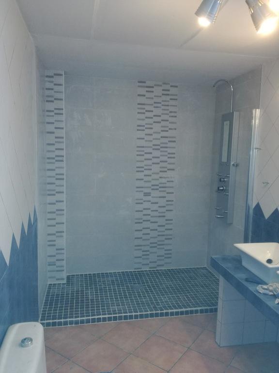 Reforma de baño con hidromasaje