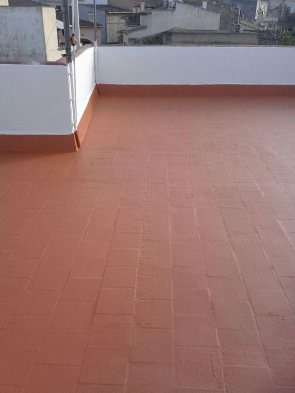 Impermeabilización terraza Mallorca