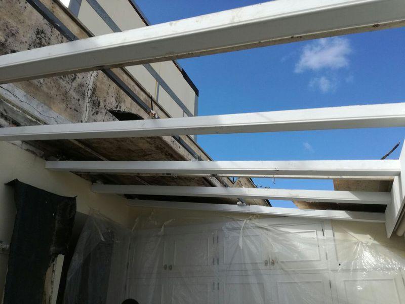 Reparación de cubierta